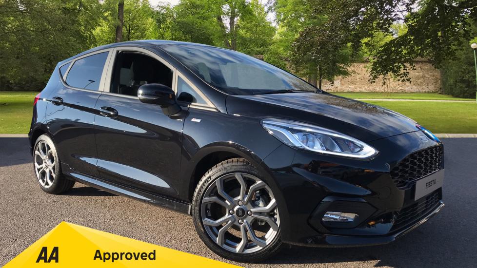 Ford Fiesta ST-Line 1.0T EcoBoost 125PS 6 Speed 5 door Hatchback (2020)