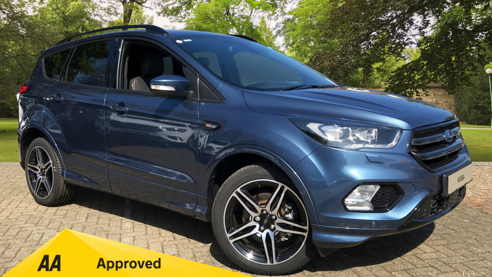 Ford Kuga ST-Line 2.0L TDCi 150PS 6 Speed FWD Diesel 5 door Hatchback (2019)