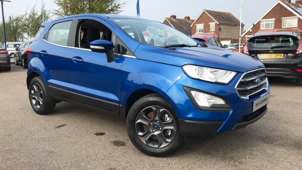 Ford EcoSport Zetec Less SVP 1.0 EcoBoost 125PS 6 Speed  5 door Hatchback (2019)