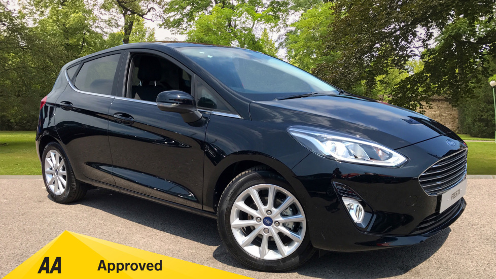 Ford Fiesta NEW FIESTA TITANIUM 1.0EB 100PS AUT 5D Automatic 5 door Hatchback (2019)