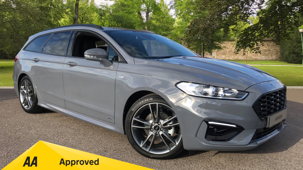 Ford Mondeo Estate ST-Line Edition 2.0L Ford EcoBlue 190PS 8 Speed Auto AWD Diesel Automatic 5 door (2019)