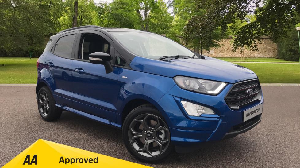 Ford EcoSport ST-Line Less SVP 1.0 EcoBoost 125PS 6 Speed  5 door Hatchback (2019)