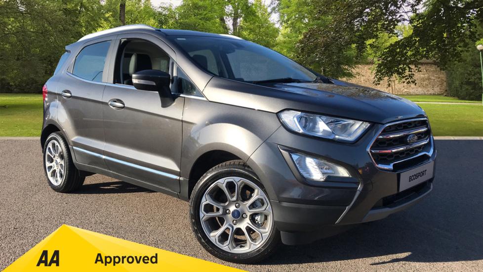 Ford EcoSport Titanium Less SVP 1.0 EcoBoost 125PS 6 Speed  5 door Hatchback (2020)