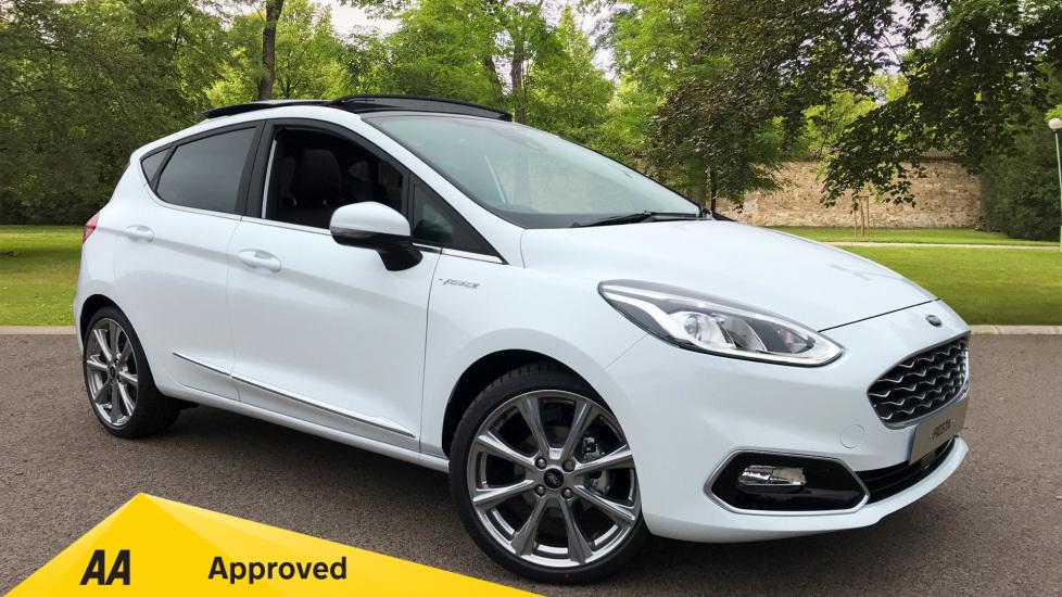 Ford Fiesta Vignale 1.0T EcoBoost 140PS 6 Speed  5 door Hatchback (2019)