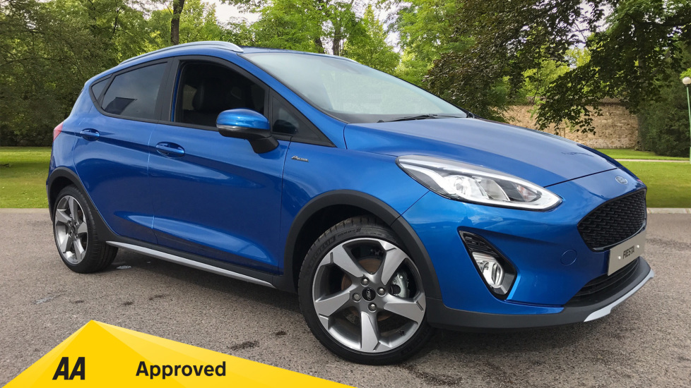 Ford Fiesta Active X 1.0T EcoBoost 140PS 5 door Hatchback (2020)