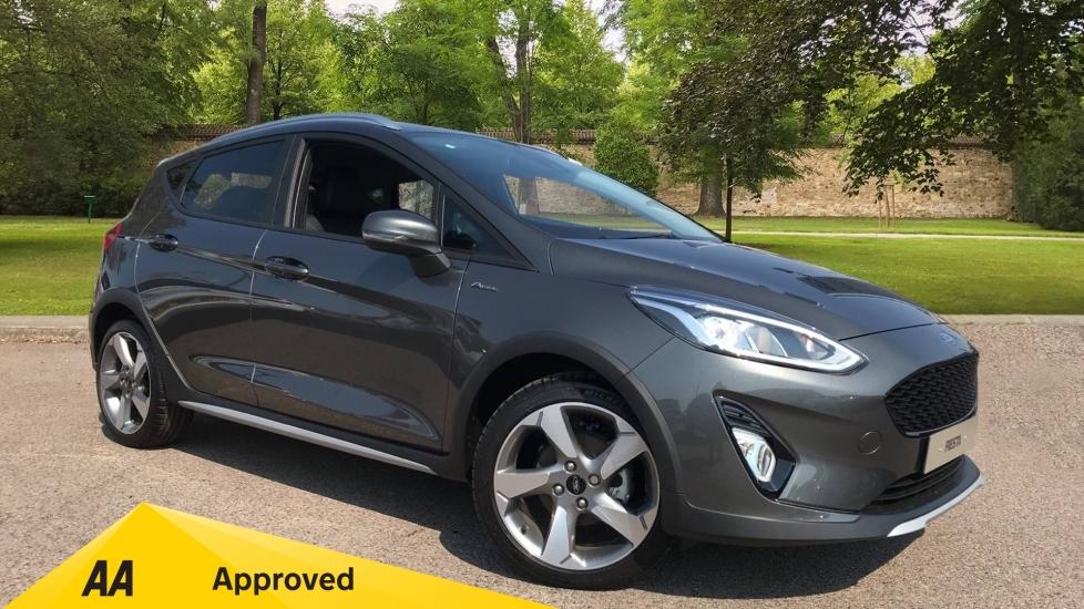 Ford Fiesta Active X 1.0T EcoBoost 140PS with Start/Stop 6 Speed  5 door Hatchback (2020)