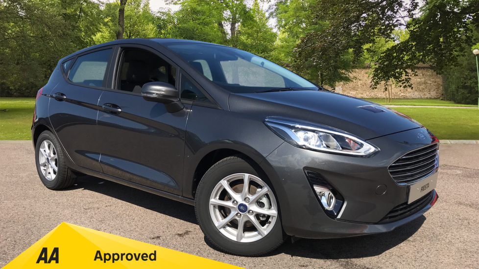 Ford Fiesta Zetec 1.0T EcoBoost 100PS Automatic 5 door Hatchback (2019)