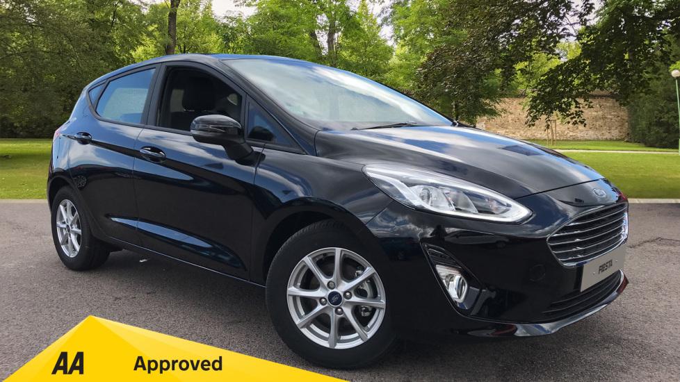 Ford Fiesta Zetec 1.0T EcoBoost 100PS Automatic 5 door Hatchback (2019)