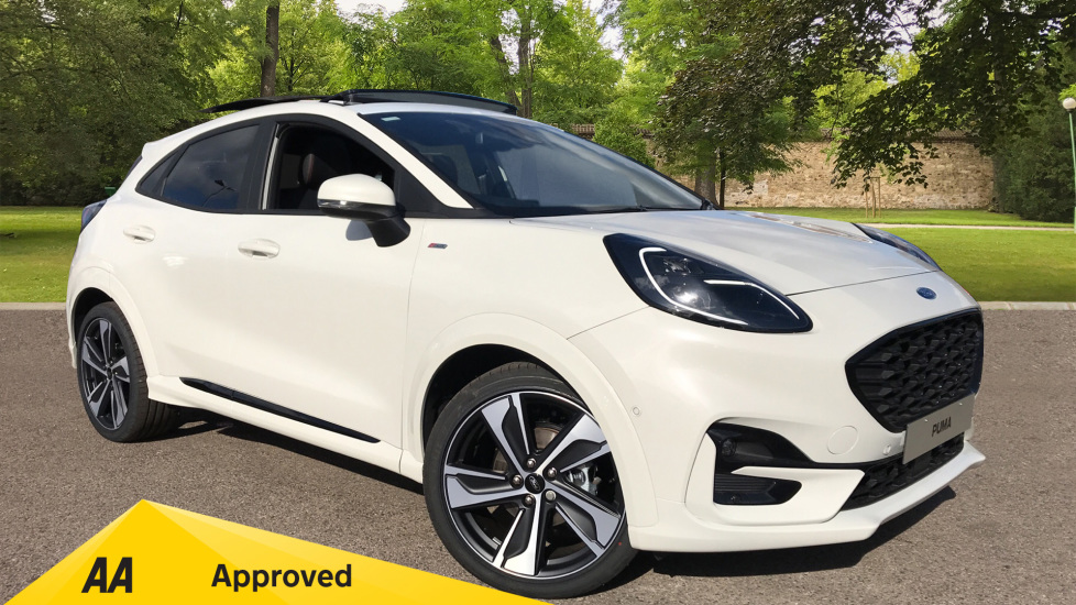 Ford New Puma ST-Line X 1.0L Ford EcoBoost Hybrid mHEV 155PS 6 Speed 6 Speed 2020.25 MY 5 door Hatchback (2020)