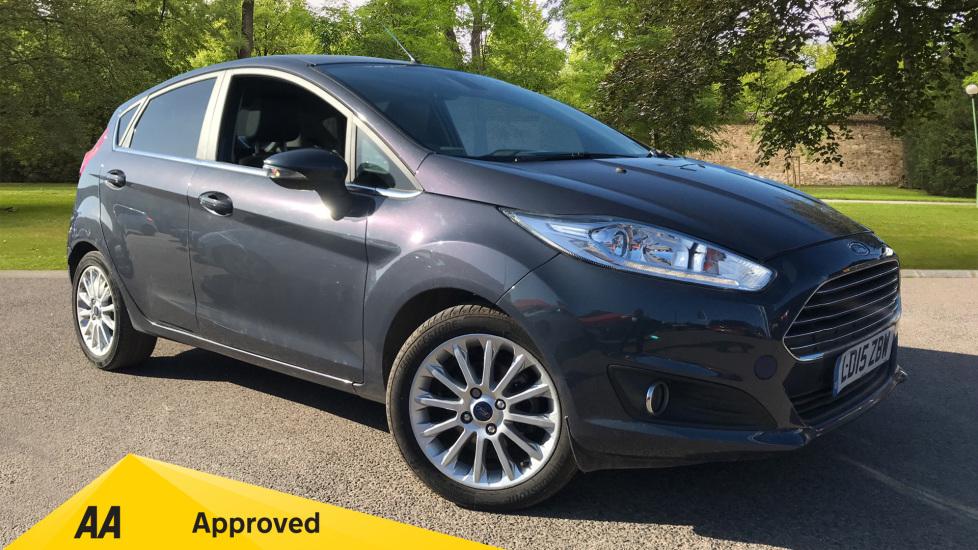 Ford Fiesta 1.0 EcoBoost Titanium X Powershift Automatic 5 door Hatchback (2015) image