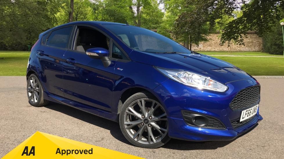 Ford Fiesta 1.0 EcoBoost 140 ST-Line 5dr Hatchback (2016)