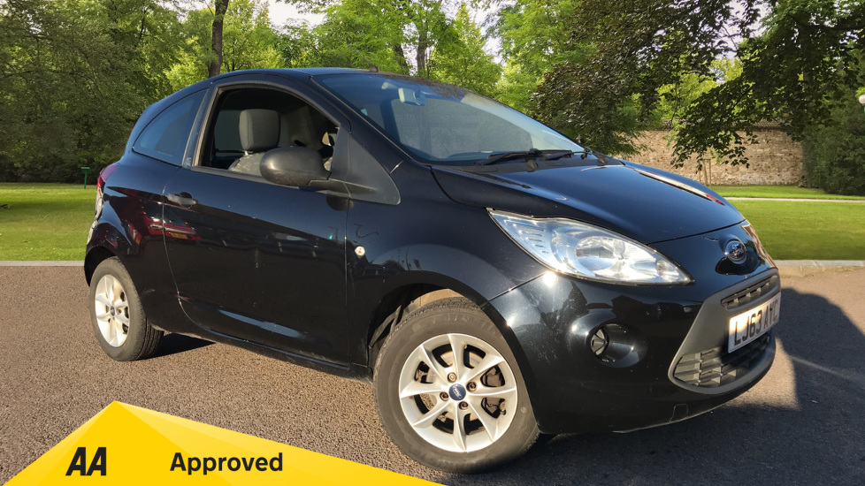 Ford Ka 1.2 Studio Connect [Start Stop] 3 door Hatchback (2013)