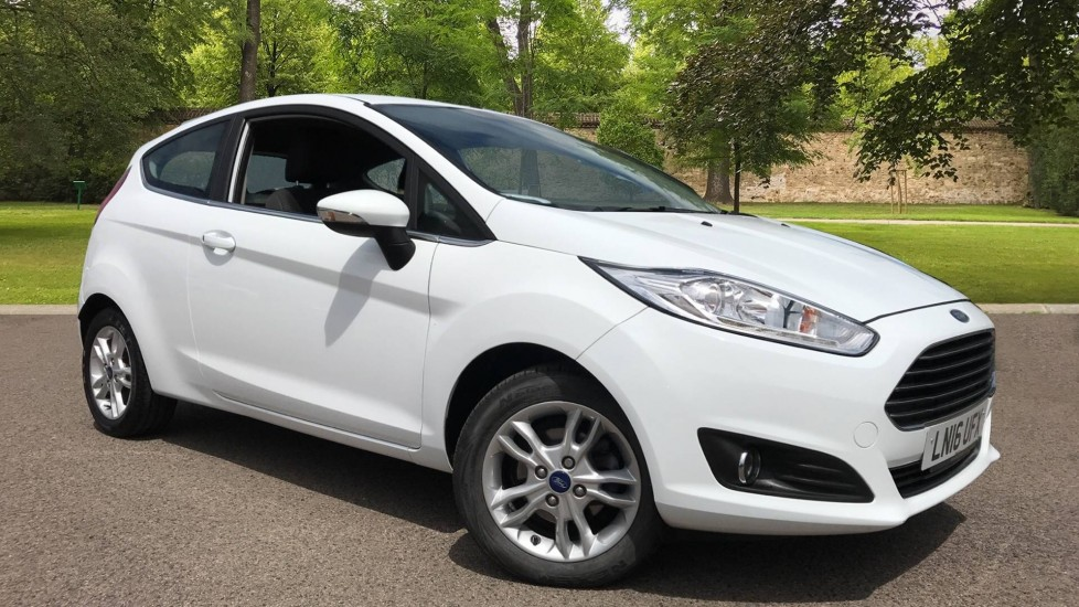 Ford Fiesta 1.0 EcoBoost Zetec 3dr Hatchback (2016) at Ford Thanet thumbnail image