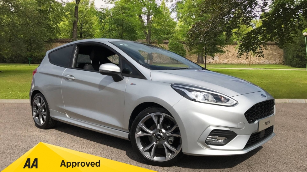 Ford Fiesta ST-Line X 1.0T EcoBoost 125PS 3 door Hatchback