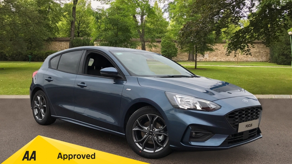 Ford Focus ST-Line 1.0L Ford EcoBoost 125PS 8 Speed Automatic 5 door Hatchback