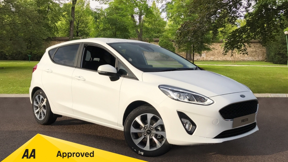 Ford Fiesta Trend 1.1L Ti-VCT 75PS 5 Speed  5 door Hatchback