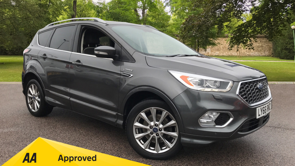 Ford Kuga Vignale 2.0 TDCi 180 5dr Diesel Automatic MPV (2017) image