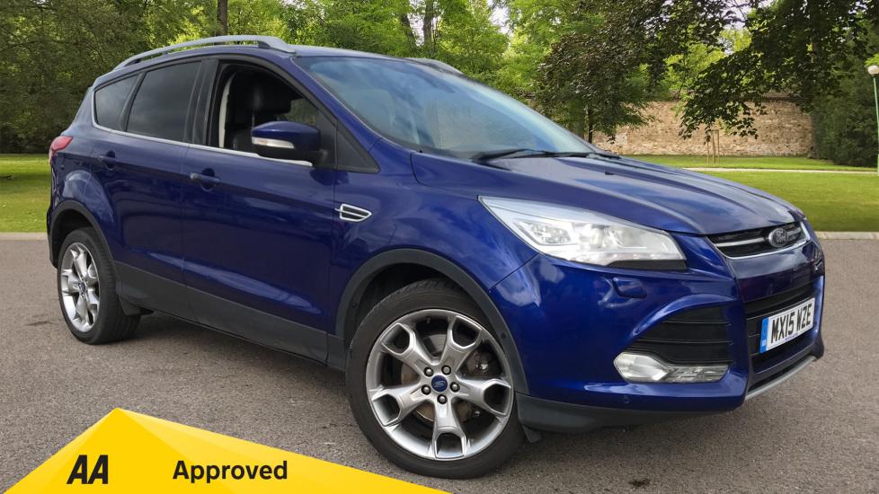 Ford Kuga 2.0 TDCi 150 Titanium X 2WD Diesel 5 door MPV (2015)