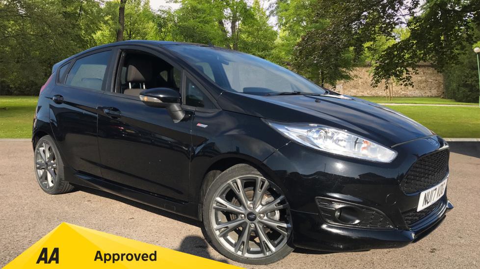 Ford Fiesta 1.0 EcoBoost 140 ST-Line [Nav] 5dr Hatchback (2017)