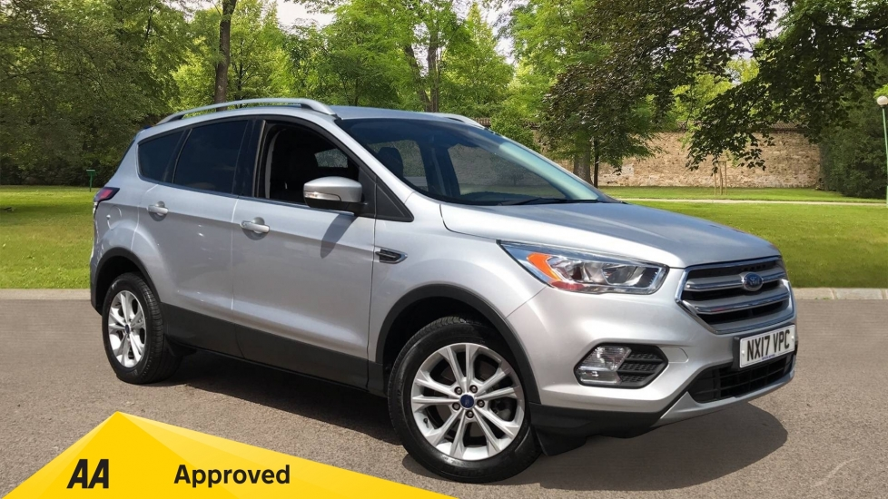 Ford Kuga 2.0 TDCi Titanium 2WD with Navigation and Cruise Control Diesel 5 door Estate (2017)