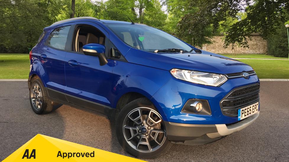 Ford EcoSport 1.5 Titanium Powershift Automatic 5 door Hatchback (2016) image