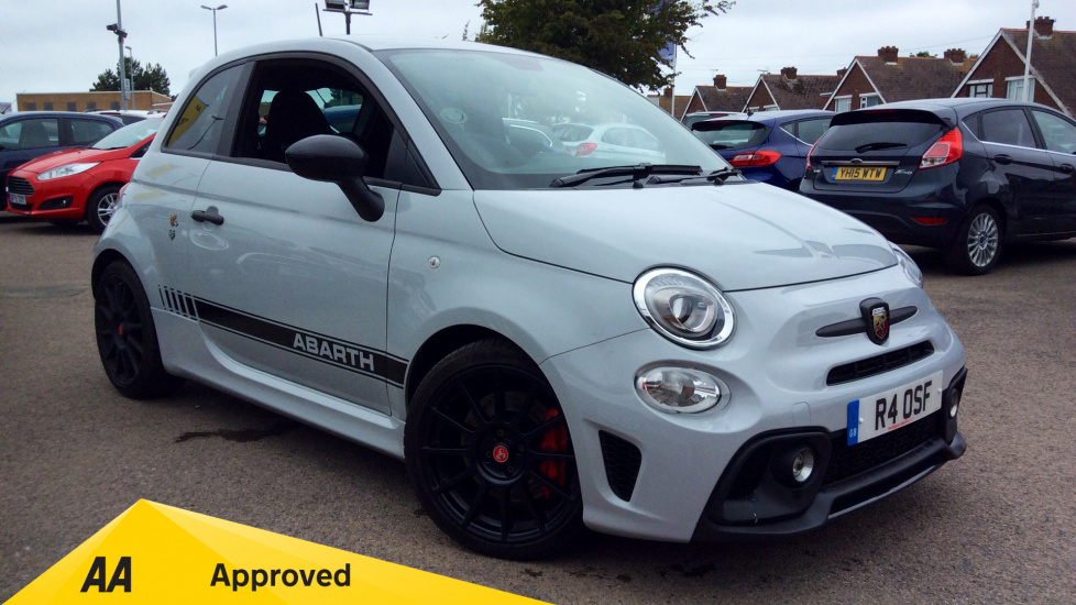 Abarth 595 1.4 T-Jet 180 Competizione 3dr Hatchback (2017) image
