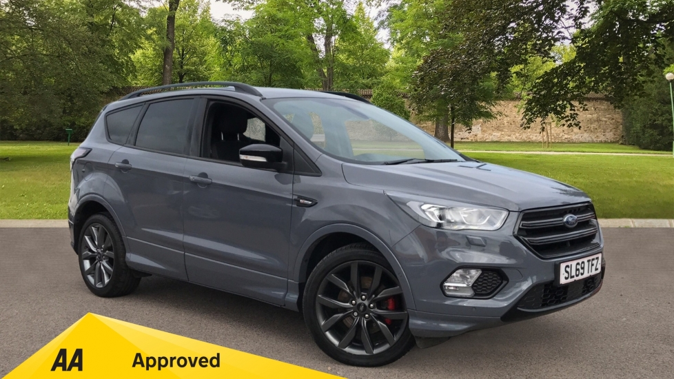 Ford Kuga 2.0 TDCi 180 ST-Line Edition 5dr with Navigation and Panoramic Sunroof Diesel Estate (2020) image