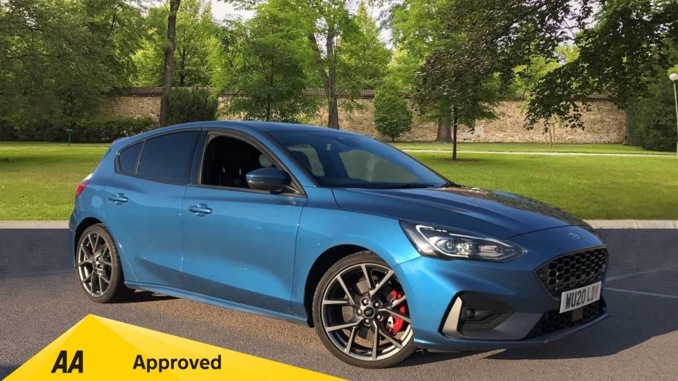 Ford Focus 2.3 EcoBoost ST 5dr Hatchback (2020) image