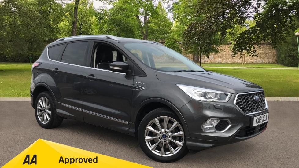 Ford Kuga 2.0 TDCi Vignale 180 5dr with Heated Seats and Rear Camera Diesel Estate (2019) image