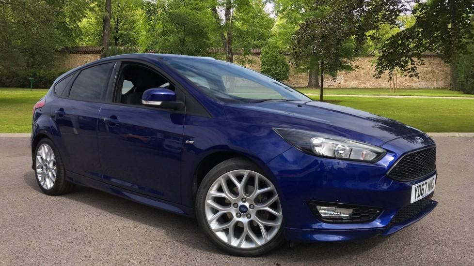Ford Focus 1.5 TDCi 120 ST-Line Navigation 5dr Diesel Hatchback (2017)