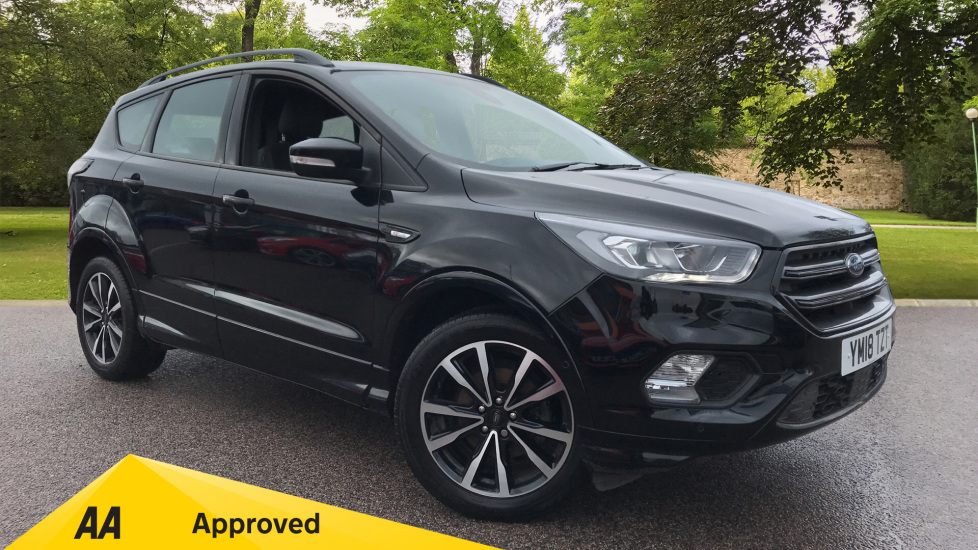 Ford Kuga 1.5 EcoBoost ST-Line 2WD 5 door MPV (2018)