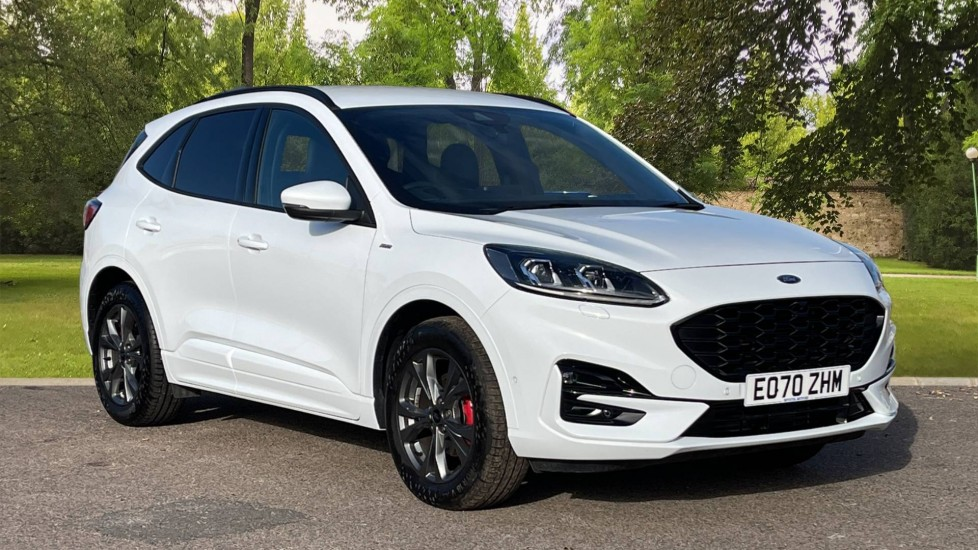 Ford Kuga 1.5 EcoBoost 150 ST-Line First Edition 5dr with LED Headlights and Power Tailgate Estate (2020) image
