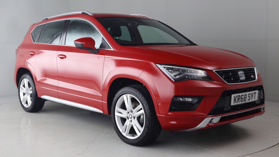 Red Seat Ateca Used Cars For Sale On Auto Trader Uk