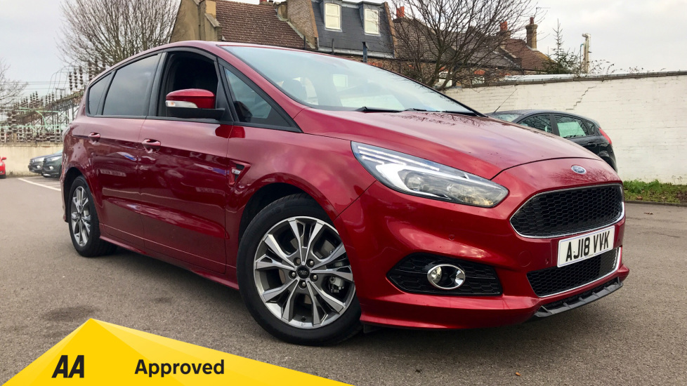 Ford S-MAX 2.0 TDCi 180 ST-Line 5dr Powershift Diesel Automatic Estate (2018) at Ford Wimbledon thumbnail image