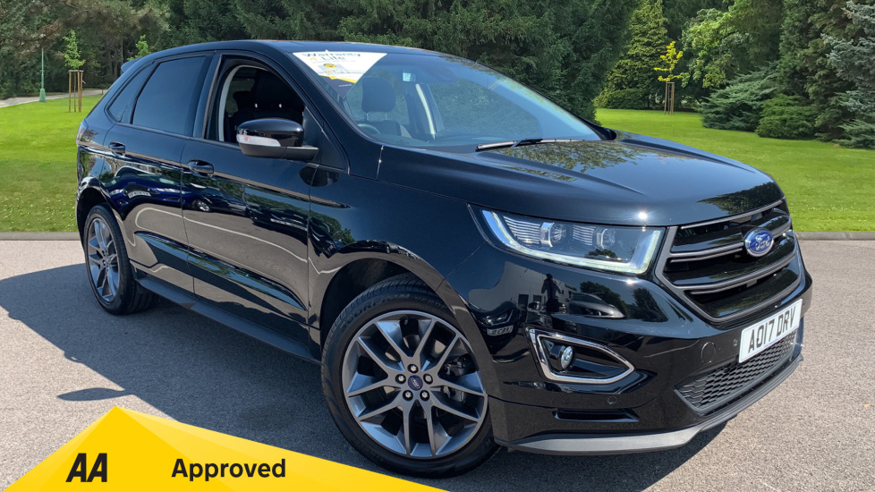 Ford Edge 2.0 TDCi 210 Sport 5dr Powershift Diesel Automatic Estate (2017) at Ford Wimbledon thumbnail image