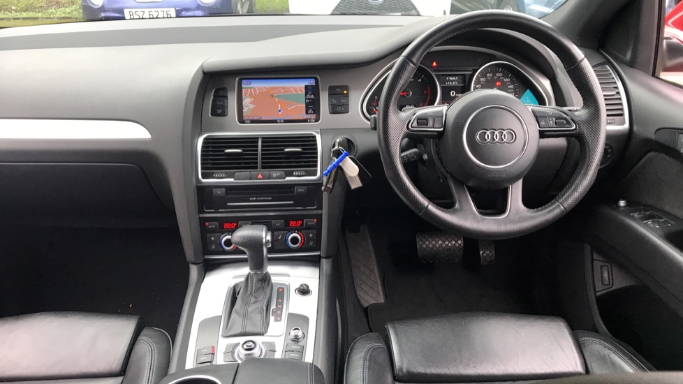 Audi Q7 3.0 TDI 245 Quattro S Line Plus 5dr Tip image 11