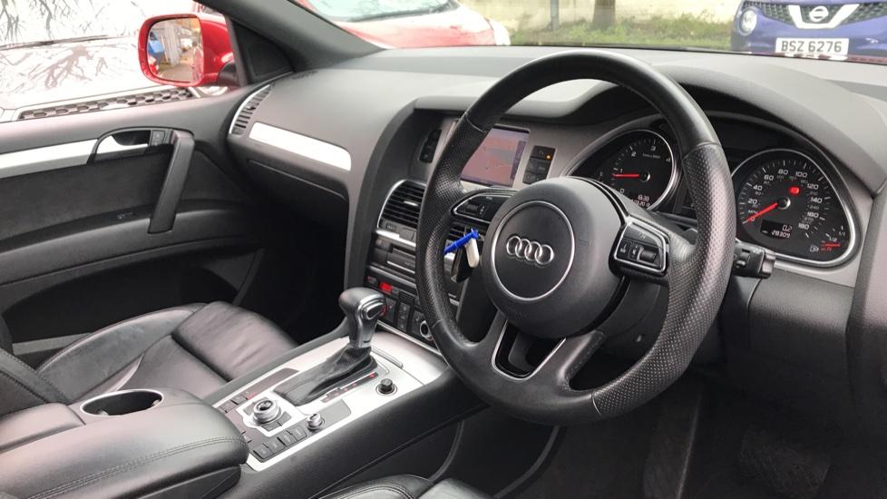 Audi Q7 3.0 TDI 245 Quattro S Line Plus 5dr Tip image 12