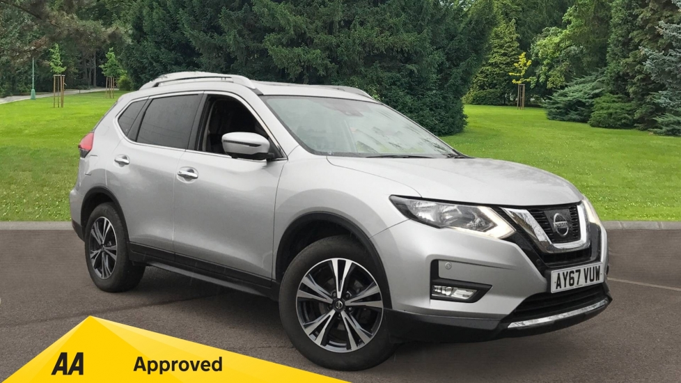 Nissan X-Trail 1.6 dCi N-Connecta 5dr Xtronic Diesel Automatic MPV (2018) image