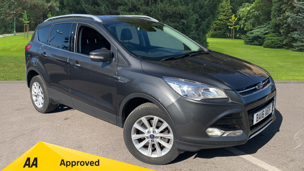 Ford Kuga 1.5 EcoBoost 182 Titanium Automatic 5 door Estate (2016)