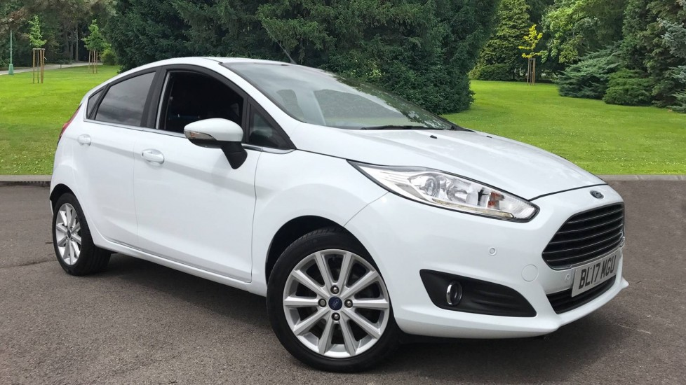 Ford Fiesta 1.0 EcoBoost Titanium Powershift Automatic 5 door Hatchback (2017) image