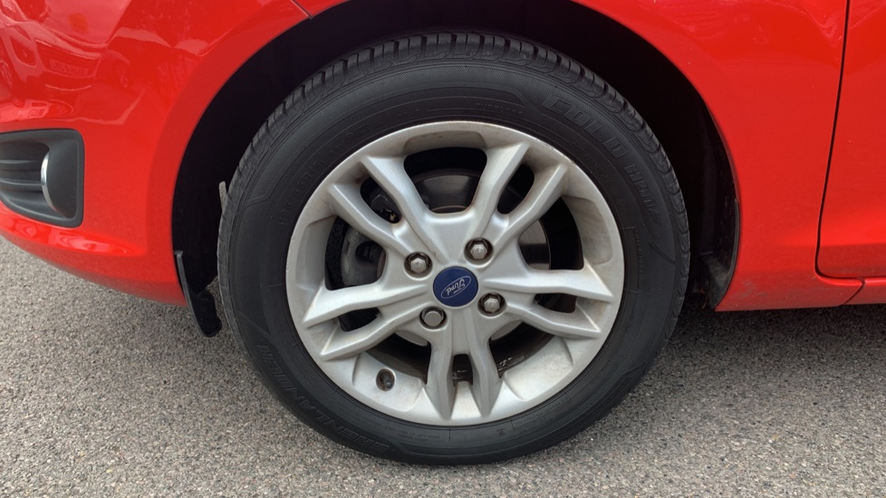 Ford Fiesta 1.25 82 Zetec 5dr image 8