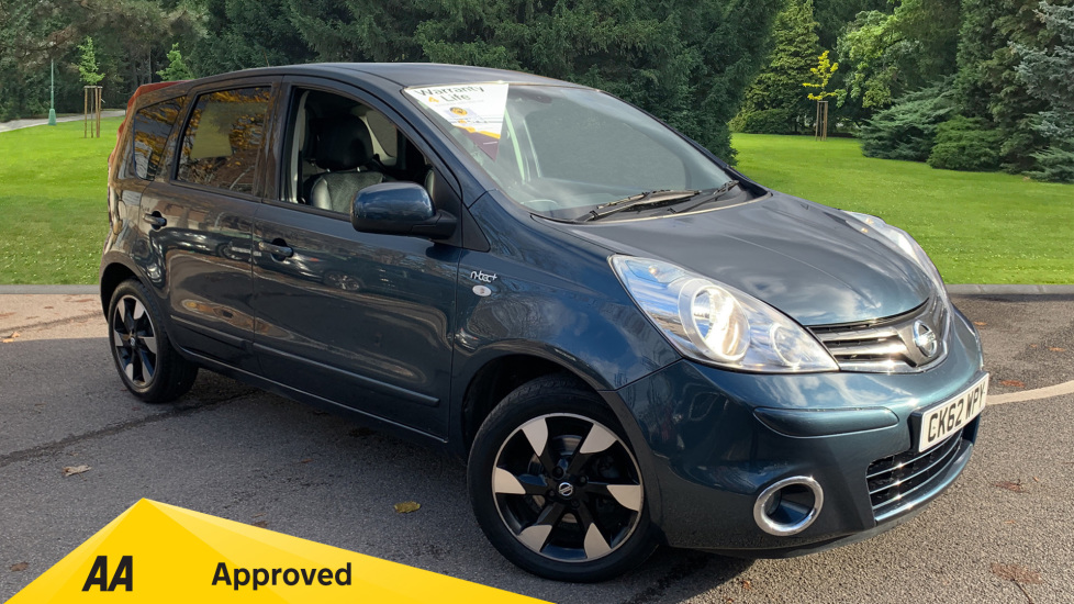 Nissan Note 1.6 N-Tec+ 5dr Automatic Hatchback (2012) image