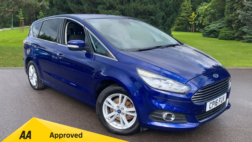 Ford S-MAX 1.5 EcoBoost Titanium 5dr Estate (2016) available from Preston Motor Park Fiat and Volvo thumbnail image
