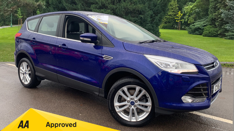 Ford Kuga 1.5 EcoBoost 182 Titanium X Automatic 5 door Estate (2016) at Ford Wimbledon thumbnail image