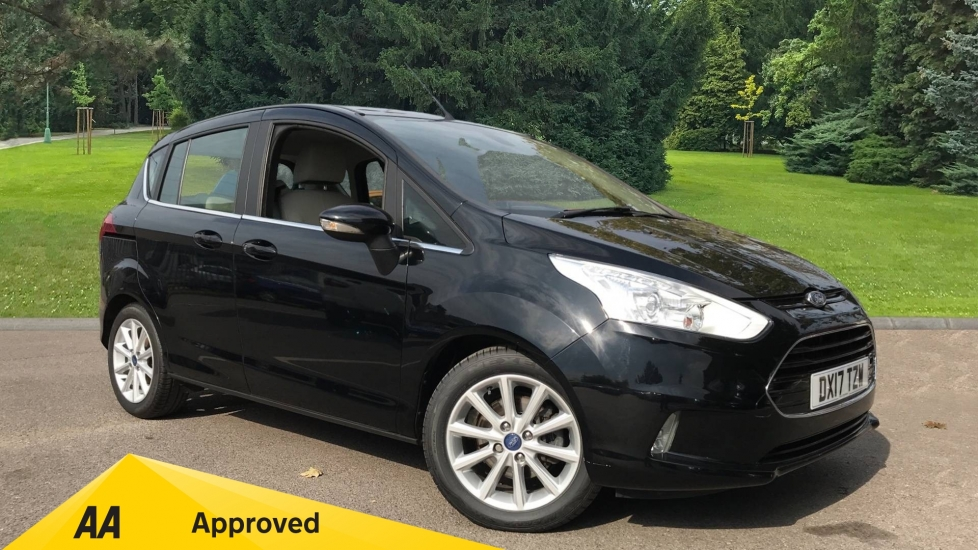 Ford B-MAX 1.6 Titanium 5dr Powershift Automatic Hatchback (2017)