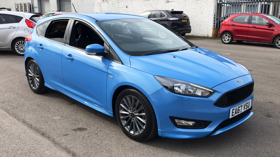 Ford Focus 1.5 TDCi 120 ST-Line Powershift Diesel Automatic 5 door Hatchback (2017) image