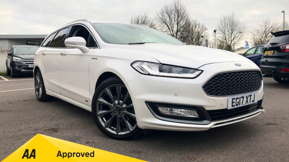 Ford Mondeo 2.0 TDCi 5dr Powershift AWD Diesel Automatic Estate (2017) image