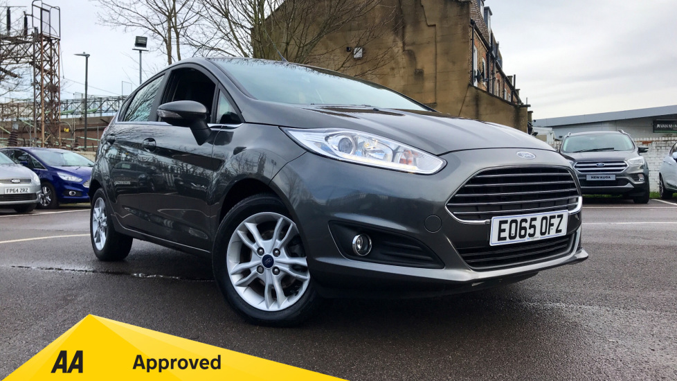 Ford Fiesta 1.25 82 Zetec 5dr Hatchback (2015) available from Bolton Motor Park Abarth, Fiat and Mazda thumbnail image
