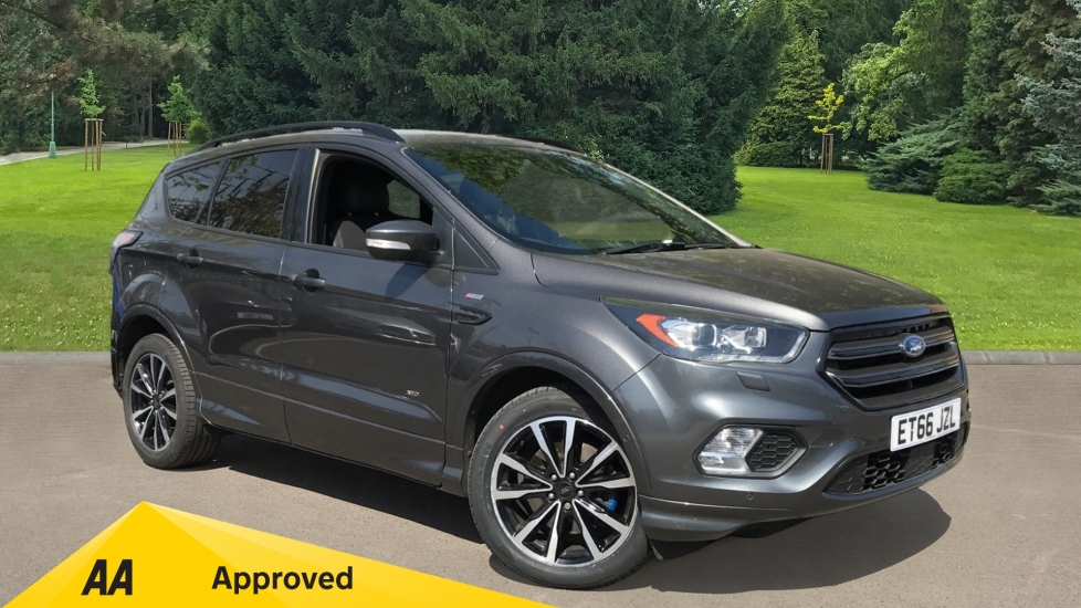 Ford Kuga 2.0 TDCi 180 ST-Line Diesel Automatic 5 door MPV (2017) image