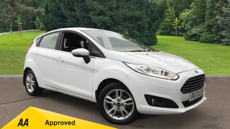 Ford Fiesta 1.0 EcoBoost Zetec Powershift image 1 thumbnail